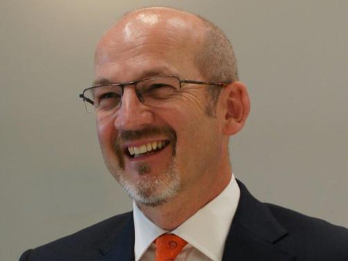 Ellipse CEO John Ritchie