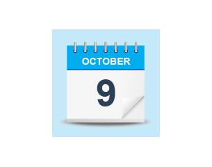 9 October thumbnail