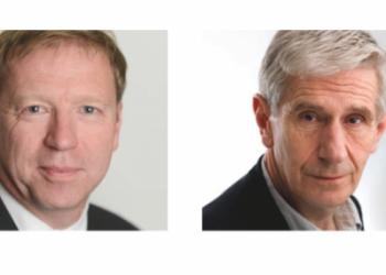 Paul Farmer and Dennis Stevenson