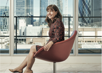 Profile – LGIM's Emma Douglas: Why wellbeing is a pensions issue