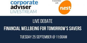 Financial wellbeing for tomorrow's savers: LiveStream Video debate
