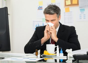 90pc of employees 'work while sick': Canada Life