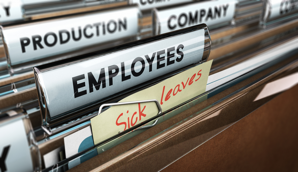 firms fail to rate employee absence as major risk corporate adviser
