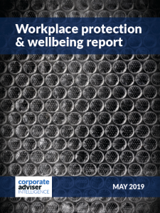 Workplace Protection and Wellbeing Report